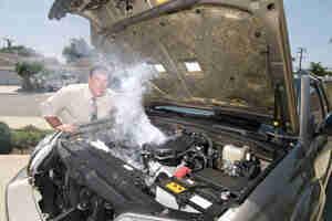 Prévenir la surchauffe du moteur