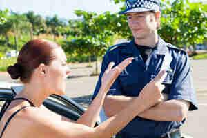 Points les plus bas et les violations de la circulation sur votre permis de conduire