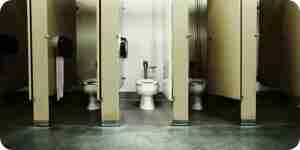 Trouver des cloisons de toilettes