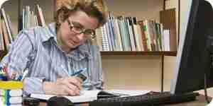 Devenir un écrivain: les cours et les carrières