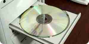 Nettoyer un cd rom