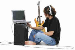 Enregistrer votre propre musique sur votre pc à la maison