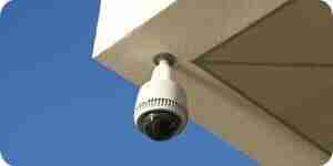 Installation sans fil de caméra de sécurité