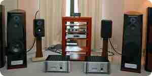 Bi-câblage audio haut-parleurs
