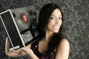 Trouver vintage bobine à bobine, des enregistreurs audio