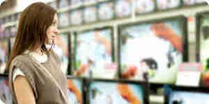 Obtenir la programmation TVHD à votre téléviseur
