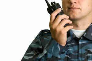 Utilisation de la radio procédures de communication