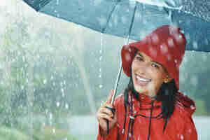 La pluie parapluie conseils de réparation