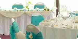 Acheter à la réception de mariage décorations