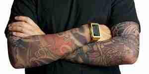 Obtenir de faux tatouage manches