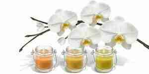 Faire votre propre parfum des huiles: l