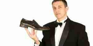 Match de robe de chaussures à votre costume