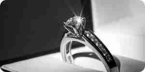Acheter une bague de fiançailles en diamant—partie i