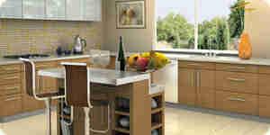 Choisir des armoires de cuisine