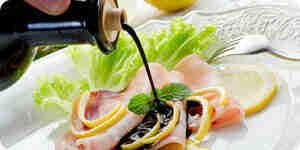 Faire une réduction de vinaigre balsamique