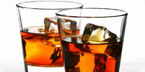 Verre de scotch whisky comme un expert