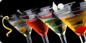 Faire un Martini