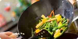 Choisissez des aliments faibles en cholestérol