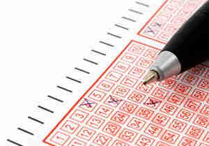 Choisissez les numéros de loterie