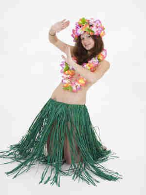 comment danse hula