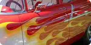Apprendre à peindre des flammes: conseils pour la peinture des flammes