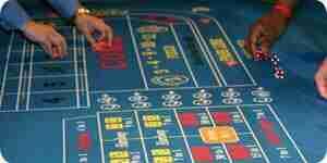 Acheter des tables de craps: acheter une table de jeu