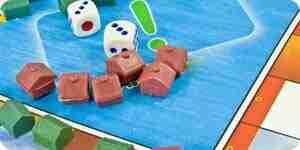 Jouer au jeu monopoly: de l