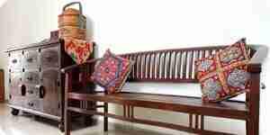 Nettoyer le teck meubles en bois