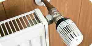 Photo de thermostat de radiateur