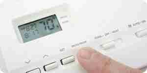 Utilisez un thermostat programmable