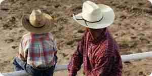 Robe pour un rodéo mexicain