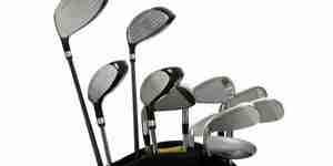 Sélectionnez les clubs de golf