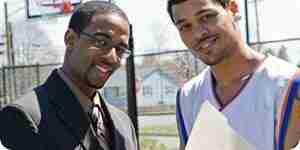Soyez recruté pour le collège de basket-ball: jeu de sports universitaires