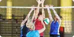 Périmètre de défense en volley-ball: les astuces et techniques
