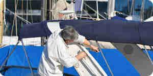 Nettoyer les bateaux en aluminium