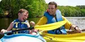 Trouvez les meilleures destinations de kayak de mer