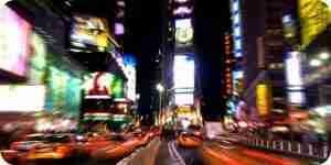 Célébrer un anniversaire dans la ville de new york