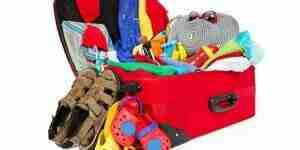 Pack pour des vacances en famille à la plage: conseils d